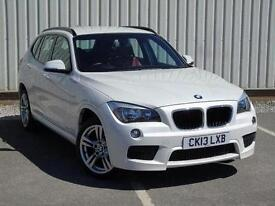 2013 BMW X1 xDrive 18d M Sport 5 door Diesel Estate