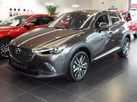 Mazda CX-3 1.5d Sport Nav 5 door Diesel Hatchback
