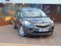 2013 Vauxhall Zafira Tourer 1.4T Exclusiv 5 door Petrol Estate