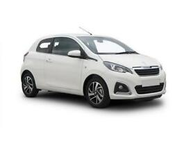 2017 Peugeot 108 1.0 Active 3 door Petrol Hatchback