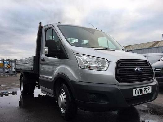 2016 Ford Transit 2.2 TDCi 125ps Chassis Cab