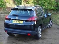 2016 Peugeot 2008 1.2 PureTech Active 5 door Petrol Estate
