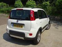 2013 Fiat Panda 0.9 TwinAir [85] 4x4 5 door Petrol Hatchback