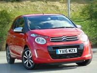 2016 Citroen C1 1.2 PureTech Flair 5 door Petrol Hatchback