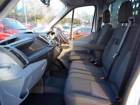 2017 Ford Transit 2.0 TDCi 130ps Dropside Diesel Van
