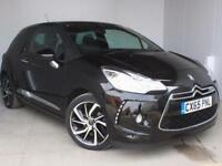 2015 Citroen DS3 1.6 BlueHDi DStyle Nav 3 door Diesel Hatchback