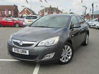 2011 Vauxhall Astra 1.6i 16V SE 5 door Petrol Estate