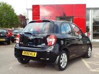 2011 Nissan Micra 1.2 Acenta 5 door Petrol Hatchback