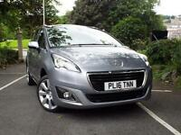 2016 Peugeot 5008 1.6 BlueHDi 120 Allure 5 door Diesel People Carrier