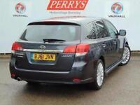 2011 Subaru Legacy 2.5i SE 5 door Lineartronic Petrol Estate