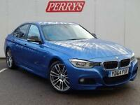 2014 BMW 3-Series 320d M Sport 4 door [Business Media] Diesel Saloon