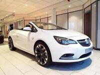 2016 Vauxhall Cascada 2.0 CDTi Elite 2 door Diesel Convertible