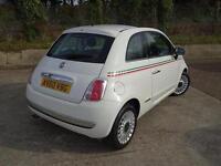2010 Fiat 500 0.9 TwinAir Lounge 3 door Petrol Hatchback