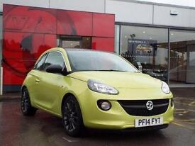 2014 Vauxhall Adam 1.2i Glam 3 door Petrol Hatchback