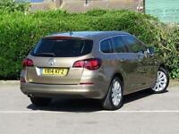 2014 Vauxhall Astra 2.0 CDTi 16V Elite 5 door Auto Diesel Estate