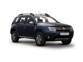 2017 Dacia Duster 1.5 dCi 110 Laureate 5 door Auto Diesel Estate