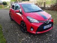 2014 Toyota Yaris 1.33 VVT-i Sport 5 door Petrol Hatchback