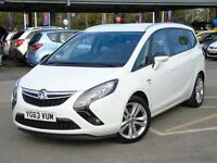 2013 Vauxhall Zafira Tourer 2.0 CDTi SRi 5 door Diesel Estate