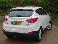 2012 Hyundai ix35 1.7 CRDi Style 5 door 2WD Diesel Estate