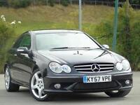 2007 Mercedes CLK 220 CDi Sport 2 door Tip Auto Diesel Coupe