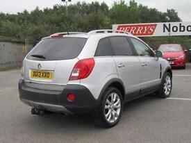 2013 Vauxhall Antara 2.2 CDTi SE Nav 5 door [Start Stop] Diesel Estate