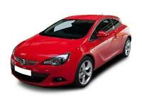 2016 Vauxhall Astra GTC 1.4T 16V Limited Edition 3 door [Nav/Leather] Petrol COU