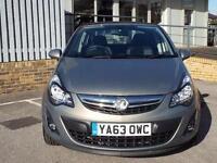 2014 Vauxhall Corsa 1.4 SE 5 door Auto Petrol Hatchback