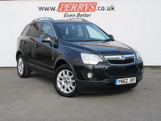 2012 Vauxhall Antara 2.2 CDTi Exclusiv 5 door [Start Stop] Diesel Estate