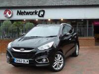2012 Hyundai ix35 2.0 CRDi Premium 5 door Auto Diesel Estate