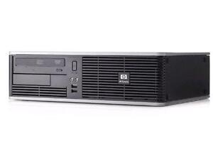 HP Compaq DC5700 Pentium Dual Core XE945 3.4GHz - 3GB - 300GB -