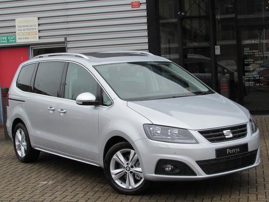 2016 seat alhambra 2 0 tdi cr ecomotive se lux 150 5 door diesel people carrie in aylesbury. Black Bedroom Furniture Sets. Home Design Ideas