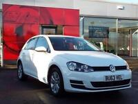 2013 Volkswagen Golf 1.6 TDI 110 BlueMotion 5 door Diesel Hatchback