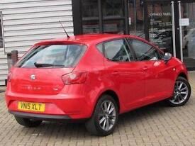 2015 SEAT Ibiza 1.2 TSI I TECH 5 door Petrol Hatchback