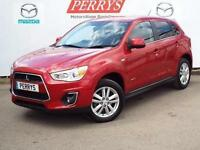 2014 Mitsubishi ASX 1.8 3 5 door Diesel Estate