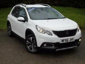 2016 Peugeot 2008 1.2 PureTech Allure 5 door ETG Petrol Estate
