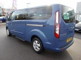 2015 Ford Tourneo Custom 2.2 TDCi 125ps Low Roof 8 Seater Limited Diesel Van