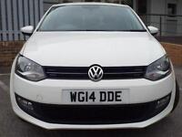 2014 Volkswagen Polo 1.2 TDI Match Edition 5 door Diesel Hatchback