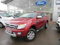 2014 Ford Ranger Pick Up Double Cab Limited 2.2 TDCi 150 4WD Diesel Van