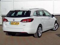 2017 Vauxhall Astra 1.4T 16V 150 SRi Nav 5 door Auto Petrol Estate