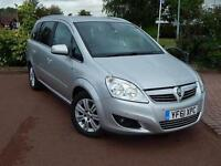 2012 Vauxhall Zafira 1.6i [115] Design 5 door Petrol People Carrier