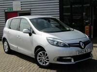 2013 Renault Scenic 1.5 dCi Dynamique TomTom 5 door EDC Diesel Estate