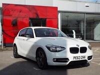 2013 BMW 1-Series 116i Sport 5 door Petrol Hatchback
