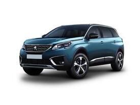2017 Peugeot 5008 1.2 PureTech Allure 5 door Petrol People Carrier