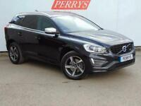 2014 Volvo XC60 D4 [181] R DESIGN Lux Nav 5 door AWD Geartronic Diesel Estate