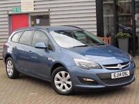 2014 Vauxhall Astra 1.6i 16V Design 5 door Auto Petrol Estate
