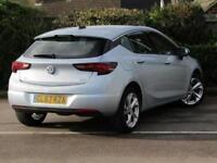 2017 Vauxhall Astra 1.6 CDTi 16V 136 SRi 5 door Diesel Hatchback