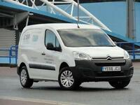 2016 Citroen Berlingo 1.6 BlueHDi 625Kg Enterprise 75ps Diesel Van
