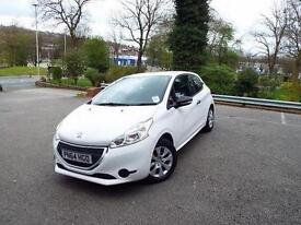 2014 Peugeot 208 1.0 VTi Access 3 door Petrol Hatchback