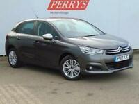 2017 Citroen C4 1.6 BlueHDi [120] Flair 5 door EAT6 Diesel Hatchback