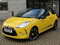 2014 Citroen DS3 1.6 VTi 16V DStyle Plus 3 door Auto Petrol Hatchback